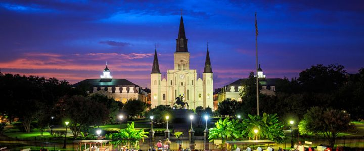 Luxury Homes of New Orleans