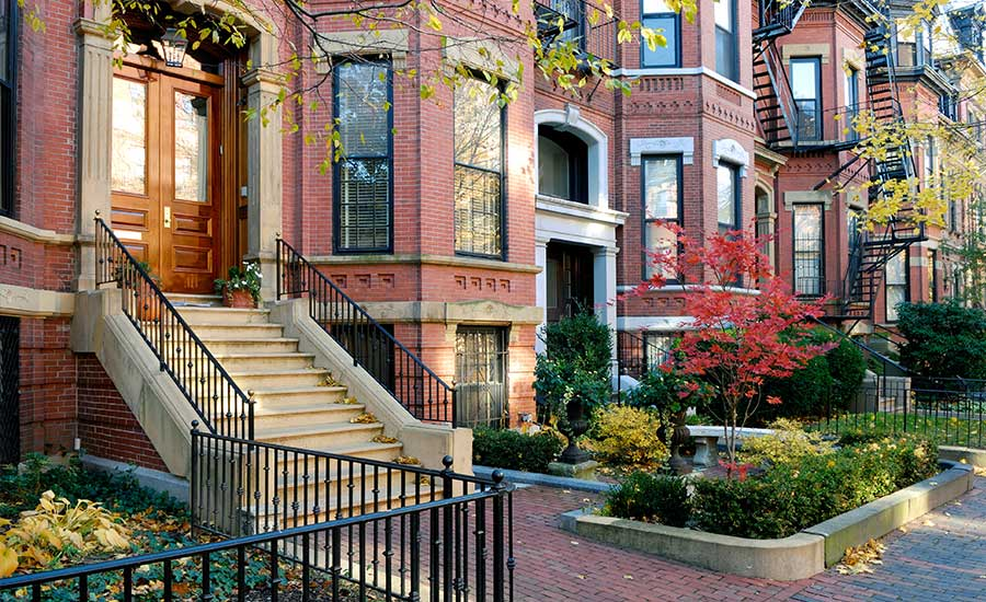 The Boston Real Estate Market