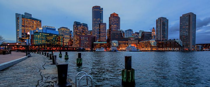 Boston Waterfront Homes